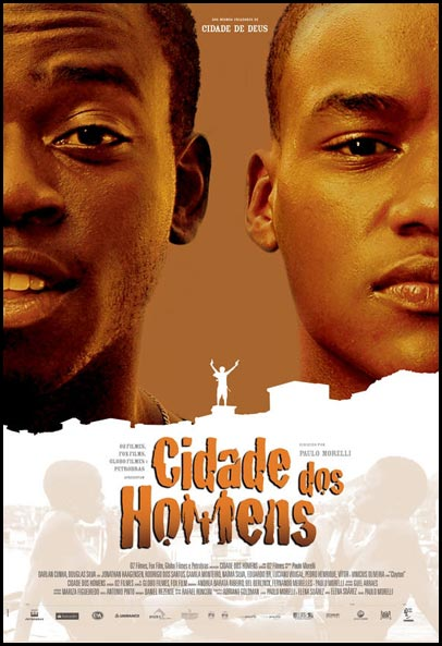 Download - Cidade dos Homens DVDRip Nacional AVI + MP4