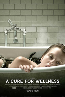 A Cure For Wellness 2017 DVD Custom NTSC Latino CAM