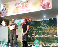 Diana Stalder: 15th Year Anniversary Mall Tour with Daiana Menezes and Tibo of PBB 1