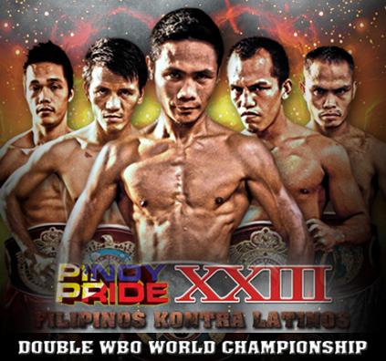 Pinoy Pride 23 Results: Filipinos Beat Latinos