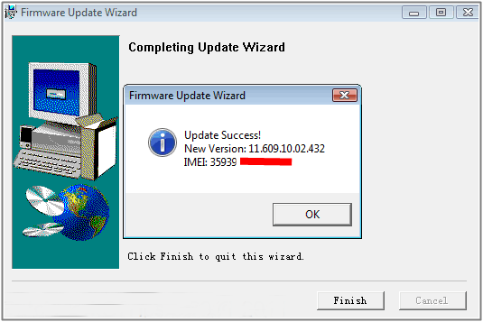 Firmware Update Wizard
