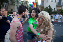 Ultra-Orthodox Jew has stabbed six Gay Pride marchers in Jerusalem