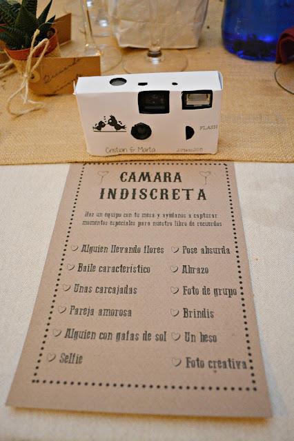 boda juegos invitados cámara ideas
