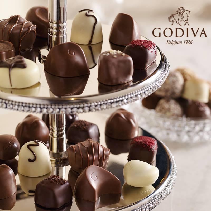 Godiva Sin Cake