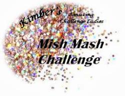 Kimber's Amazing Challenge Ladies Mish Mash Challenge