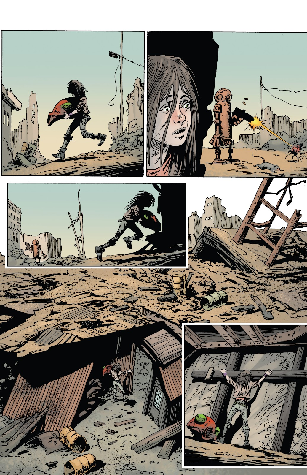 Zombies vs Robots (2015) Issue #1 Page 20