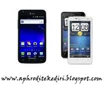 Spesifikasi Samsung Galaxy SII Skyrocket