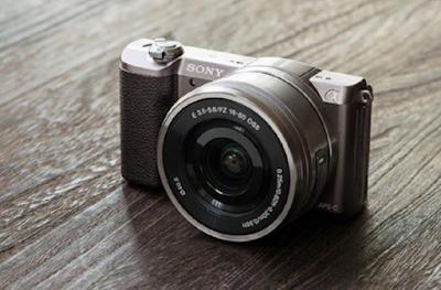 Spesifikasi dan Harga Kamera SONY Alpha A5100