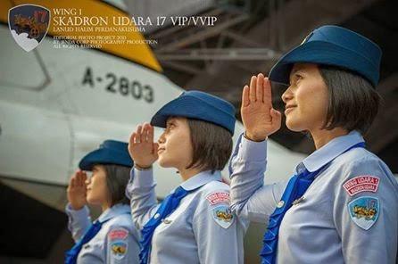 Sebagai Prajurit TNI Angkatan Udara Dalam Mewujudkan Indonesia Jaya