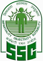 Staff Selection Commission, SSC, West Bengal, 10th, Sub Inspector, ssc eastern region logo
