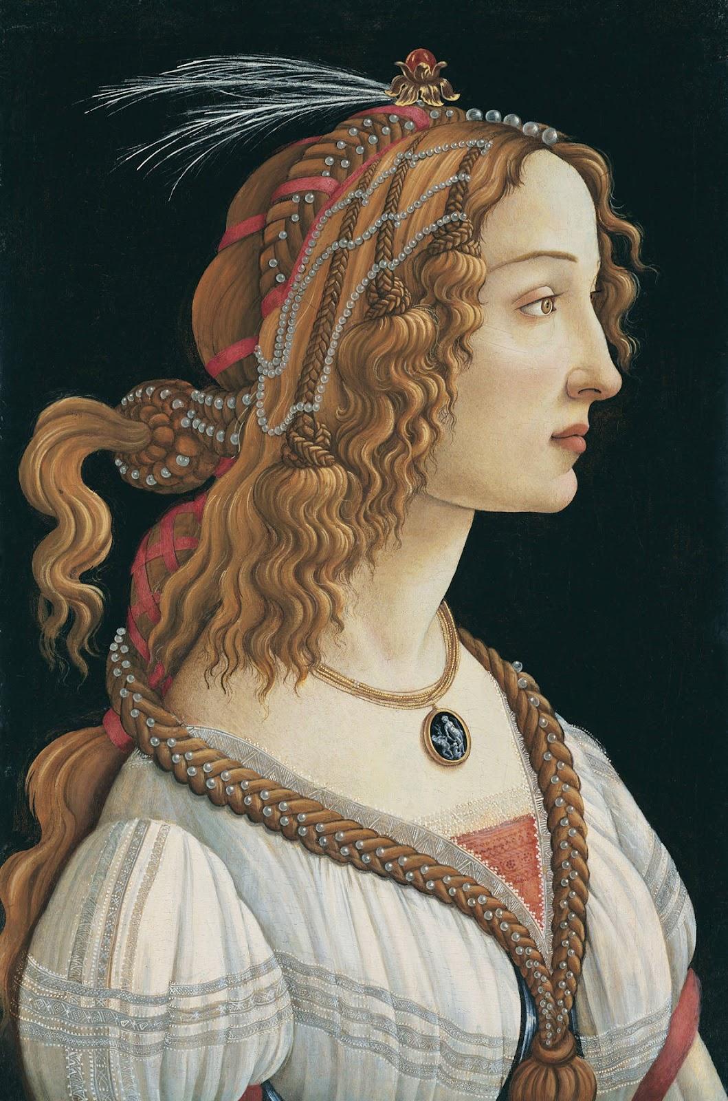 Resultado de imagem para botticelli