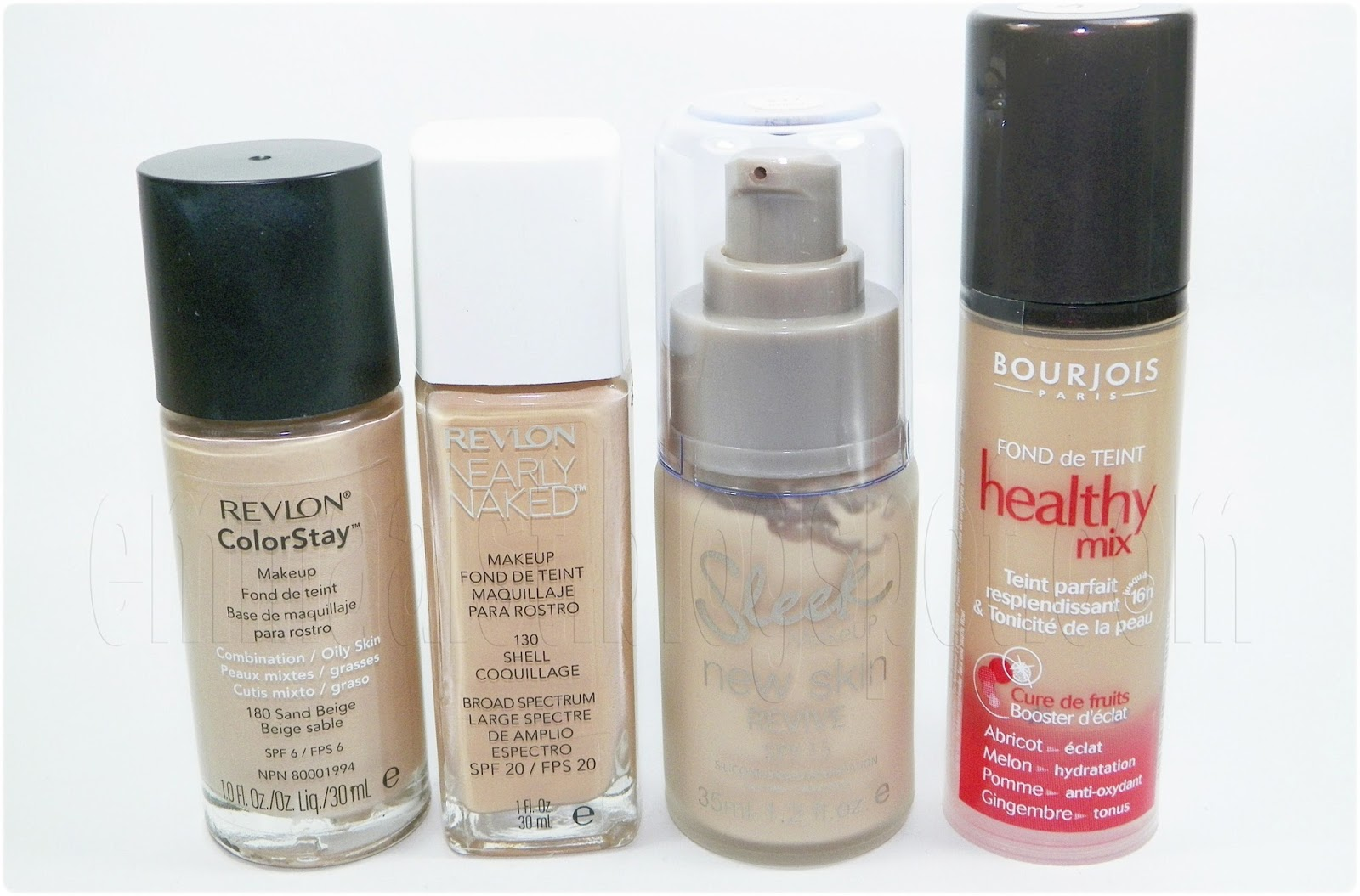 mejor maquillaje oil free