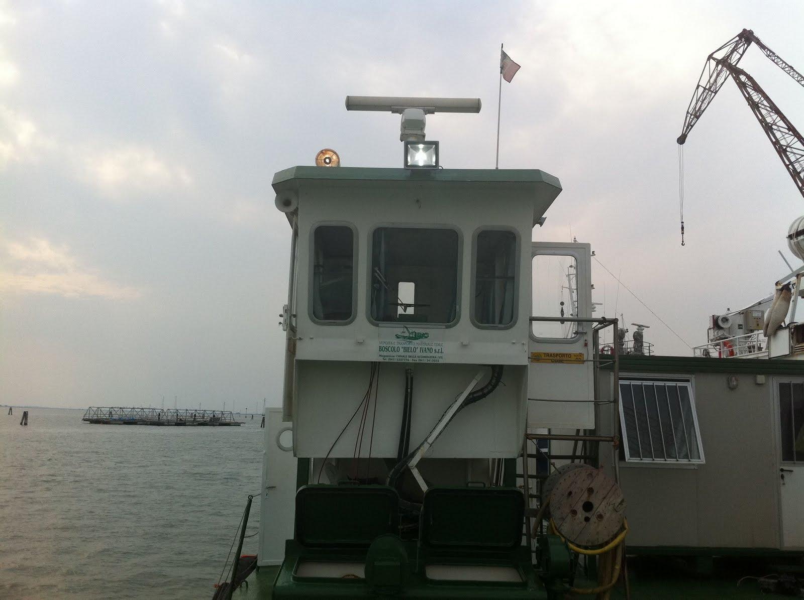 Cantiere navale gruppo faldis: led da lavoro