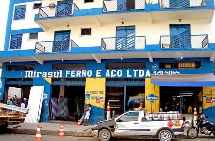 MIRASUL FERRO E AÇO LTDA