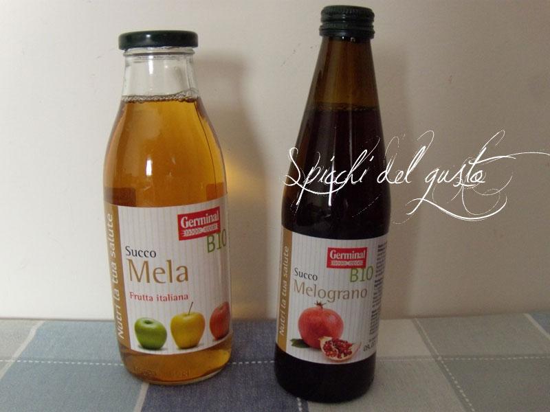 Succo Melograno e Succo Mela