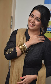 Charmi new photos at radio city