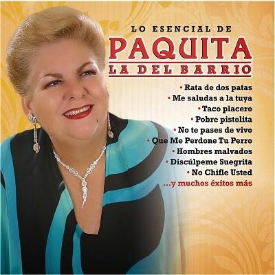 Paquita La Del Barrio – Lo Ensencial De Paquita La Del Barrio (2015)
