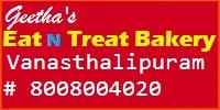 geetha's eat n treat vanasthalipuram