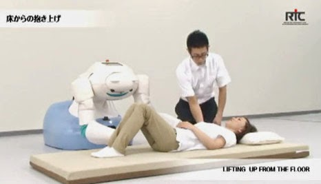 robot jepang paling canggih