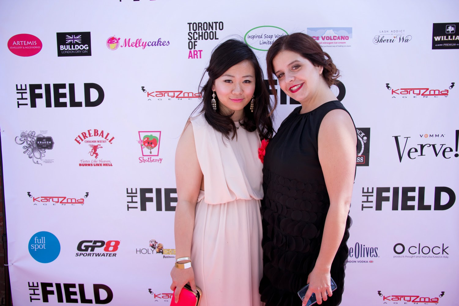 The-fields-party, much-music-video-award-2014, runway
