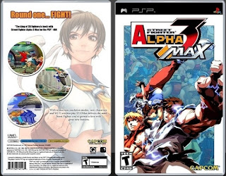Download Game Street Fighter Alpha 3 MAX PSP Full Version Iso For PC