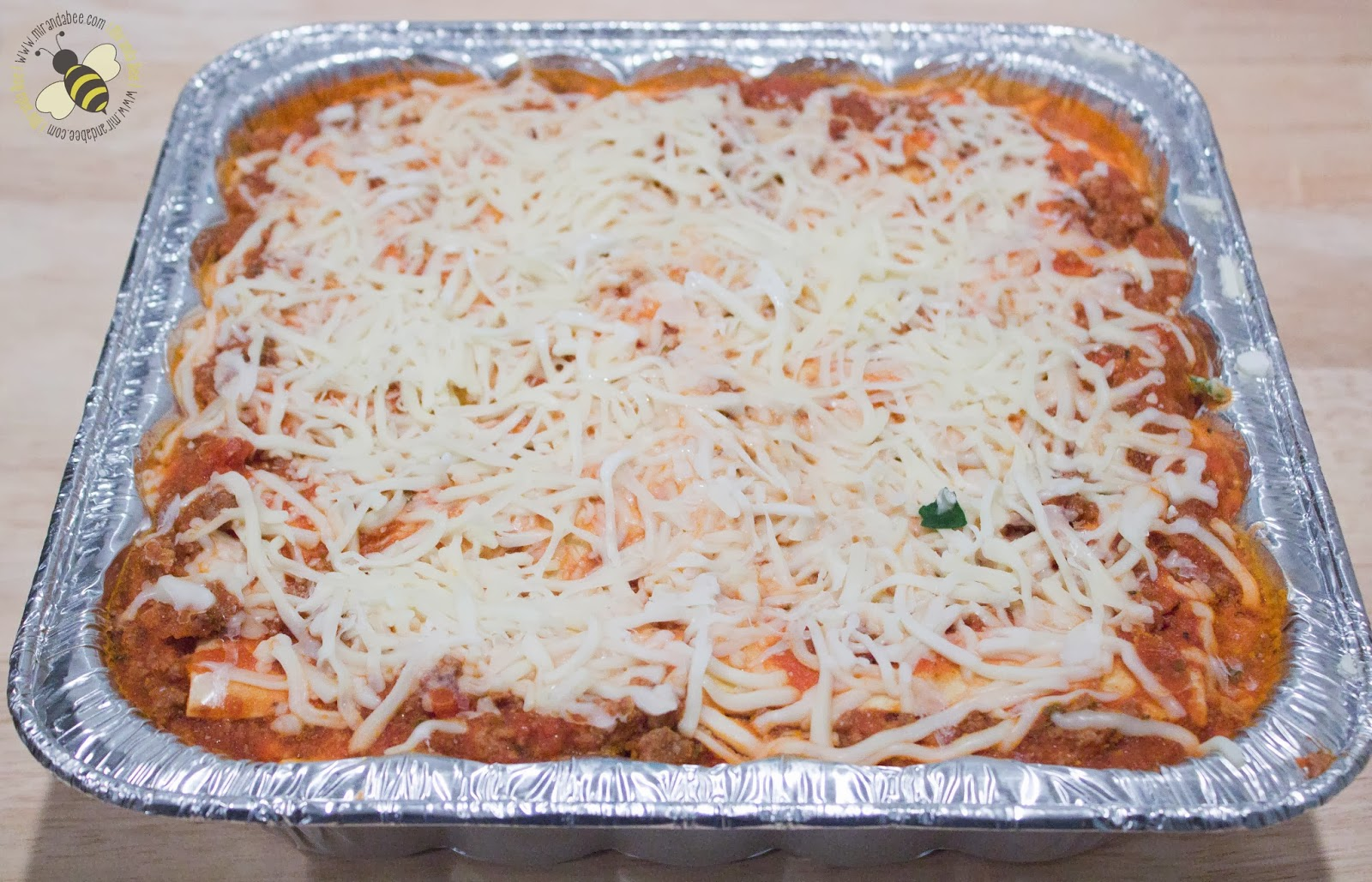 How to Freeze Lasagna