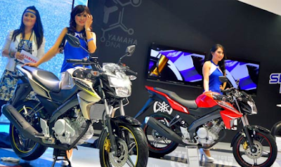 Yamaha V-Ixion dan Model Seksi