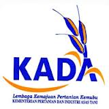 Jawatan Kosong Lembaga Kemajuan Pertanian Kemubu (KADA) - 03 Februari 2013