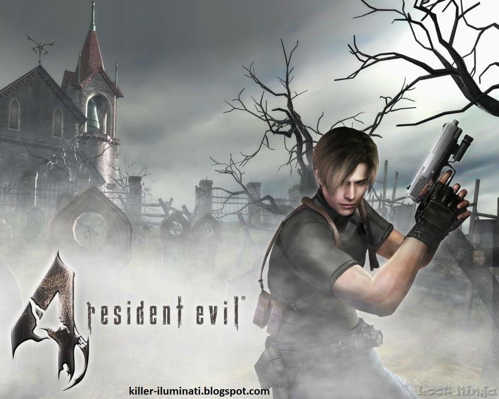 Resident evil 4 патч на графику - Портал документов.