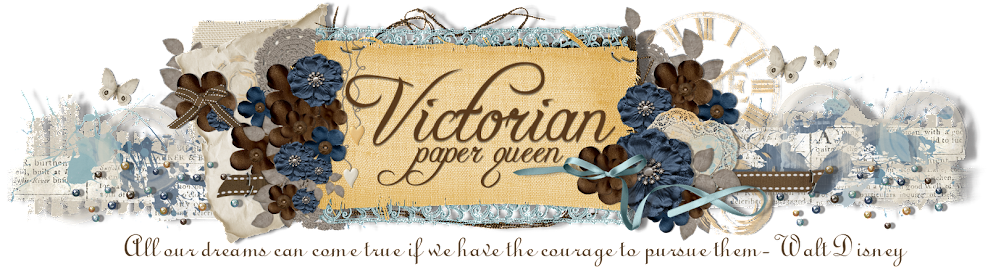 Victorian Paper Queen