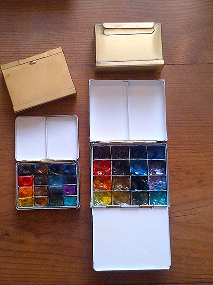 The Watercolour Log Palette Update