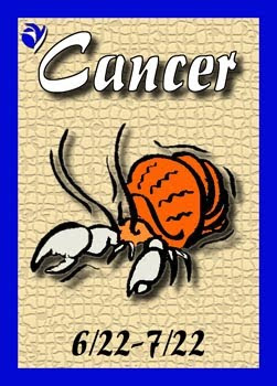 signo cancer estampilla