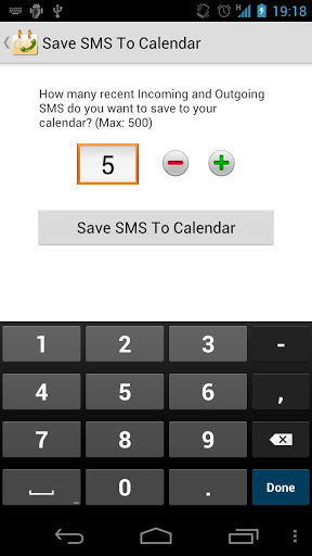 Call Log Calendar v1.9.7 Apk App