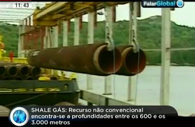 Equipamento de perfuração; prospecção e extração petrolífera; crude; Shale Gas; Gás Natural