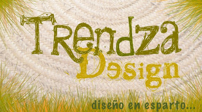Trendza Design, diseño en esparto...