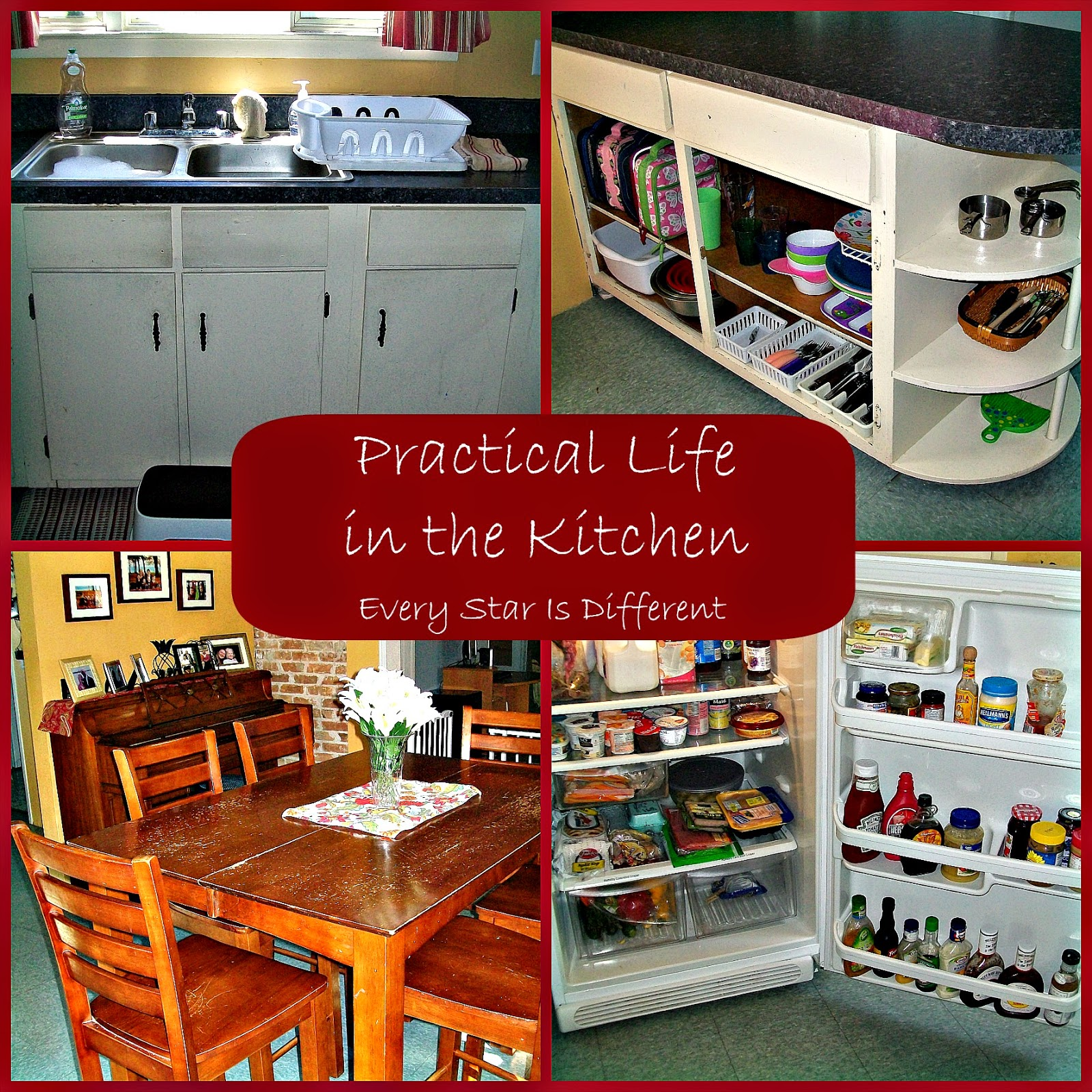 This is our new Montessori Kitchen!