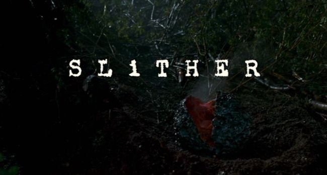 Slither title screen