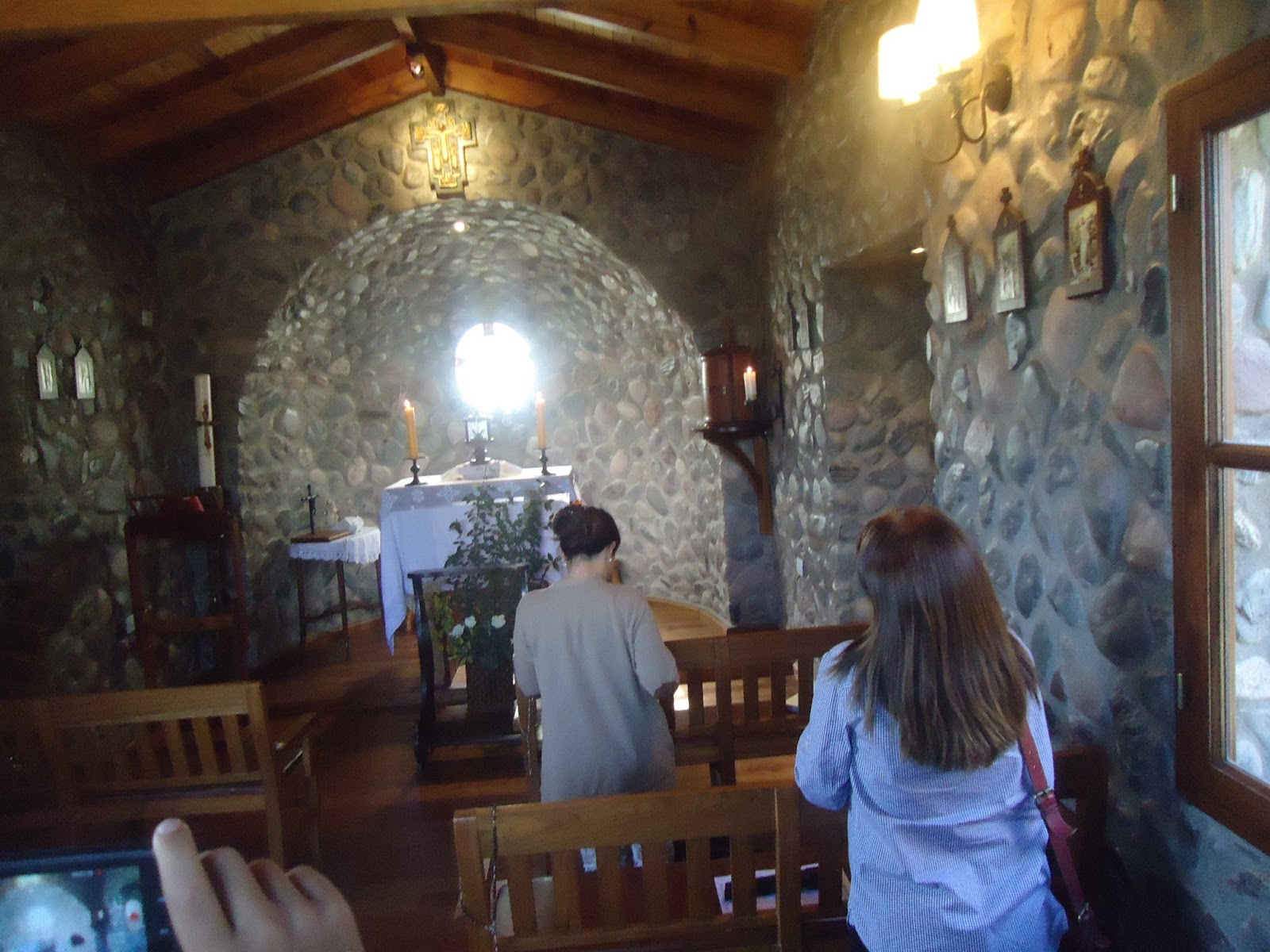 jesus capilla: