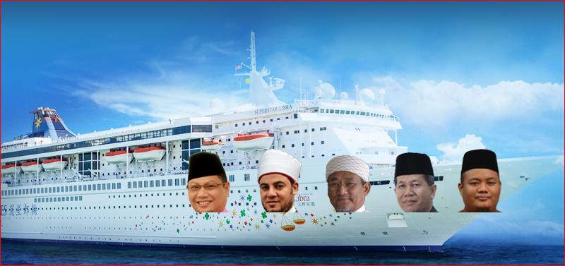 Belayar Sambil Beramal di Star Cruise Libra