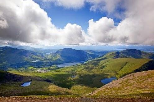 Taman Negara Snowdonia