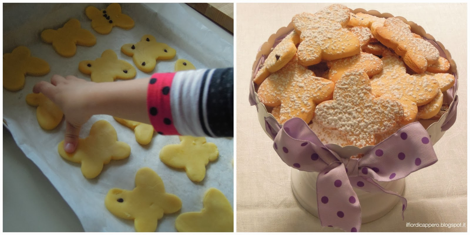 Biscotti Con Farina Di Riso Sorseggiando Un Buon Te Il Fior Di