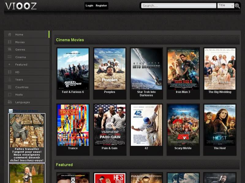 Viooz Free Movies 2013