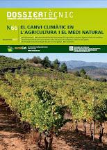 El canvi climàtic en l'agricultura i el medi natural