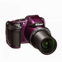 Buy Nikon Coolpix L840 16 MP Advanced Point & Shoot Camera with free watch for Rs.10848 at Paytm