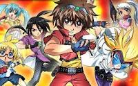 Bakugan: Guerreiros da Batalha Online