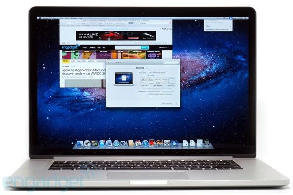 Apple Macbook Pro - Retina Display