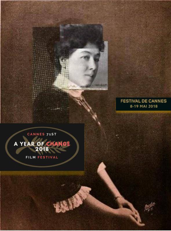 Alice Guy Blache Be Natural Cannes 2018