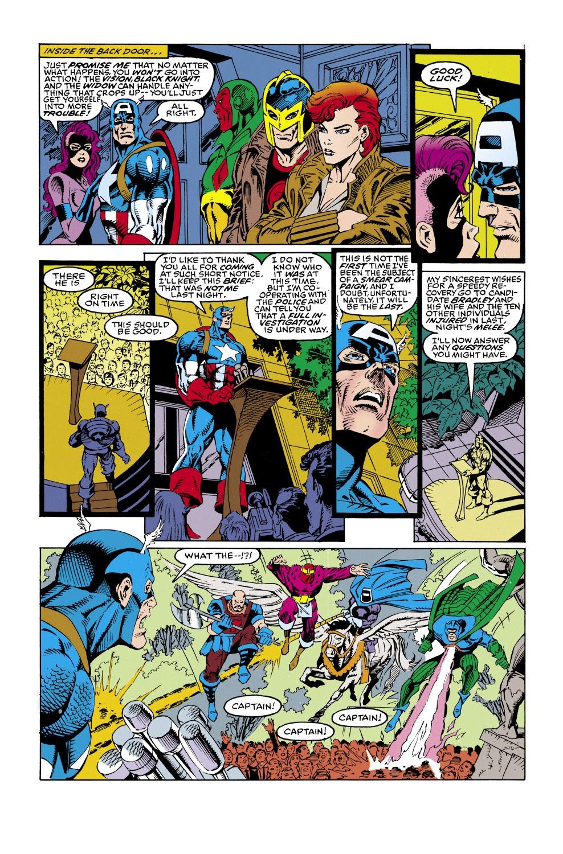 Captain America (1968) Issue #425 #375 - English 23