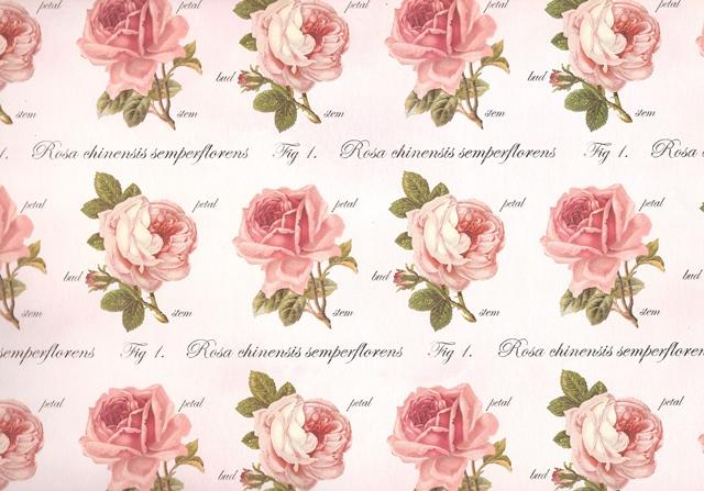 картинки для декупажа мелкие цветы