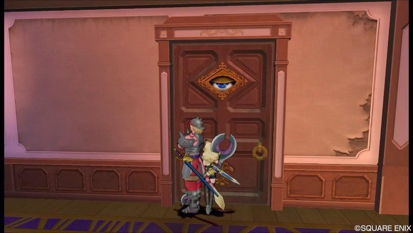 開放の祈り扉